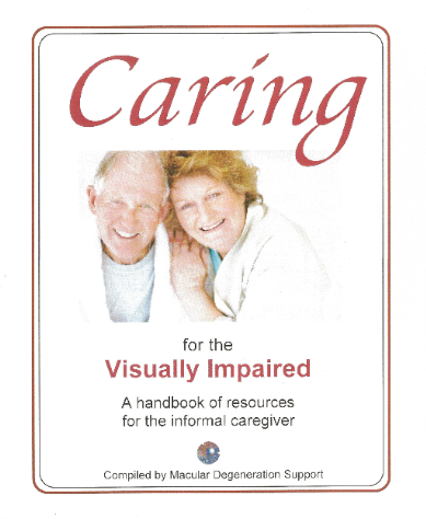 Caring for the visually impaired