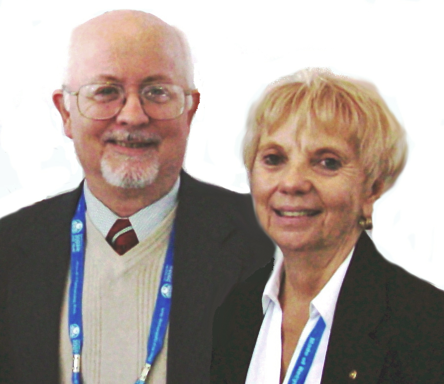 Dan Roberts and Liz Trauernicht
