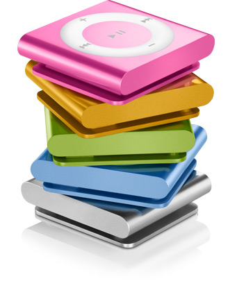 image of an MP3 player