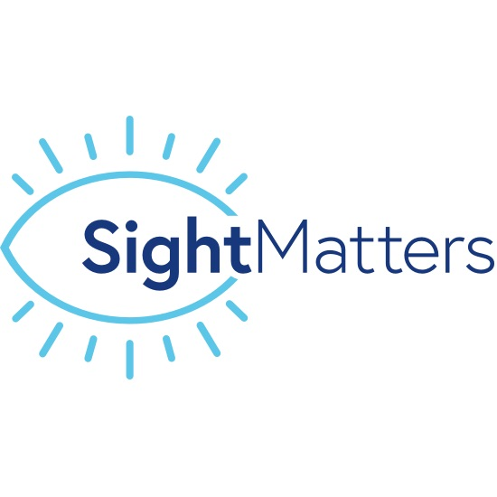 sight matters logo and link